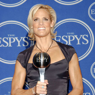 Dara Torres in 17th Annual ESPY Awards - Press Room