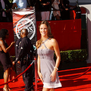 Jill Wagner in 17th Annual ESPY Awards - Arrivals