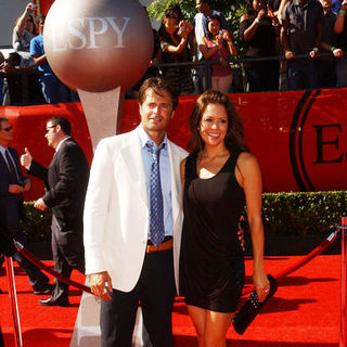 Brooke Burke, David Charvet in 17th Annual ESPY Awards - Arrivals