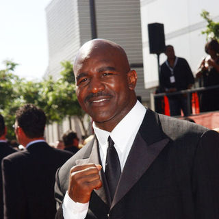 Evander Holyfield in 17th Annual ESPY Awards - Arrivals