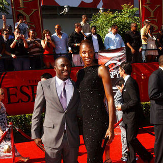 Lisa Leslie in 17th Annual ESPY Awards - Arrivals