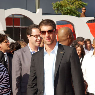 Michael Phelps in 17th Annual ESPY Awards - Arrivals