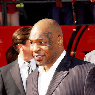Mike Tyson in 17th Annual ESPY Awards - Arrivals