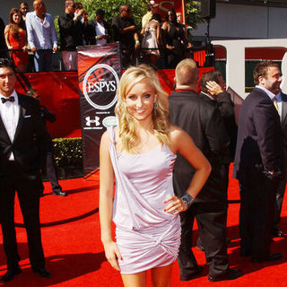 Nastia Liukin in 17th Annual ESPY Awards - Arrivals