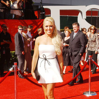 Natalie Gulbis in 17th Annual ESPY Awards - Arrivals