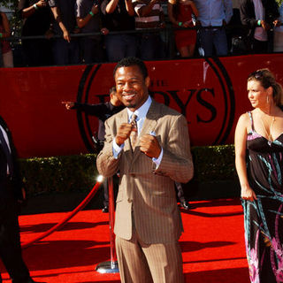 Sugar Shane Mosley in 17th Annual ESPY Awards - Arrivals