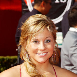 Shawn Johnson in 17th Annual ESPY Awards - Arrivals