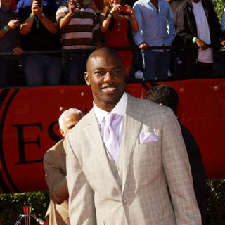 Terrell Owens in 17th Annual ESPY Awards - Arrivals