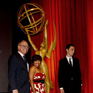 Chandra Wilson, John Shaffner, Jim Parsons in 61st Primetime EMMY Awards Nomination Announcement