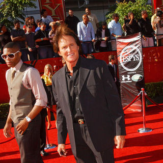Bruce Jenner in 17th Annual ESPY Awards - Arrivals