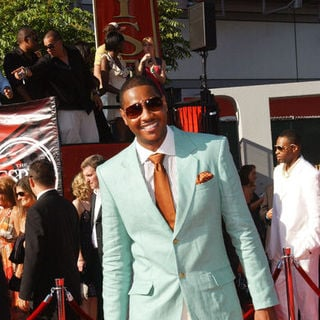 Carmelo Anthony in 17th Annual ESPY Awards - Arrivals