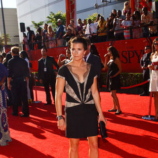 Danica Patrick in 17th Annual ESPY Awards - Arrivals
