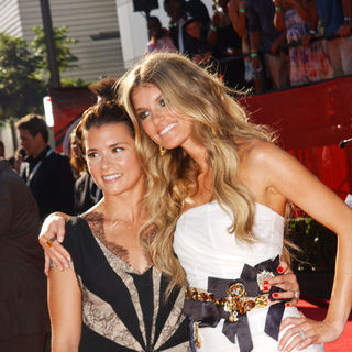 Danica Patrick, Marisa Miller in 17th Annual ESPY Awards - Arrivals