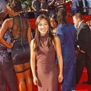 Michelle Kwan in 17th Annual ESPY Awards - Arrivals