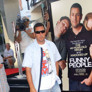 """Funny People"" Los Angeles Premiere - Arrivals - ALO-077930"