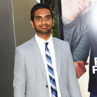 "Aziz Ansari in ""Funny People"" Los Angeles Premiere - Arrivals"
