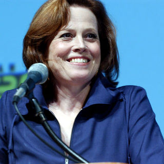 Sigourney Weaver in 2009 Comic Con International - Day 1