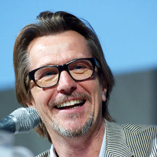Gary Oldman in 2009 Comic Con International - Day 2