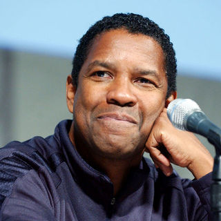 Denzel Washington in 2009 Comic Con International - Day 2