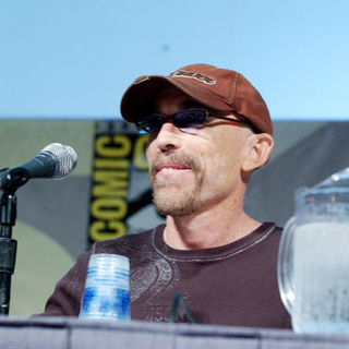 Jackie Earle Haley in 2009 Comic Con International - Day 2