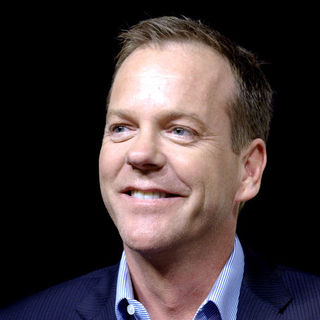 Kiefer Sutherland in 2009 Comic Con International - Day 2