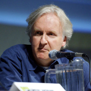 James Cameron in 2009 Comic Con International - Day 2