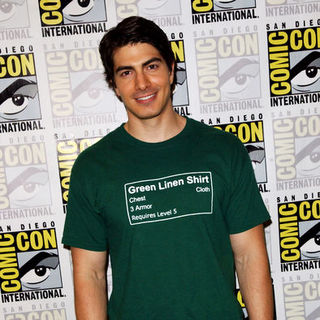 Brandon Routh in 2009 Comic Con International - Day 1