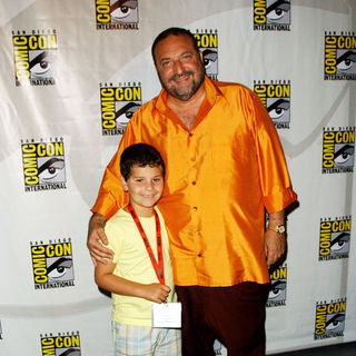 Joel Silver in 2009 Comic Con International - Day 2