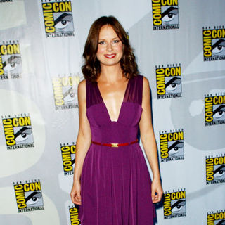 Mary Lynn Rajskub in 2009 Comic Con International - Day 2