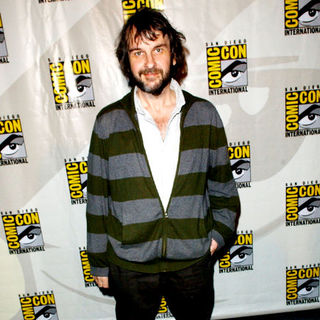Peter Jackson in 2009 Comic Con International - Day 2
