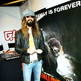 Rob Zombie in 2009 Comic Con International - Day 3