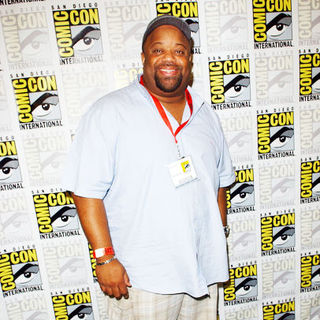 Mark Christopher Lawrence in 2009 Comic Con International - Day 3