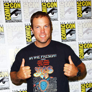 Adam Baldwin in 2009 Comic Con International - Day 3