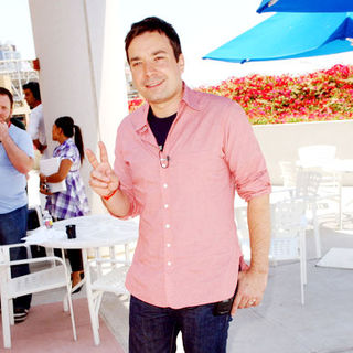 Jimmy Fallon in 2009 Comic Con International - Day 3
