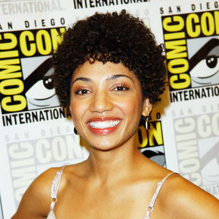 Jasika Nicole in 2009 Comic Con International - Day 3