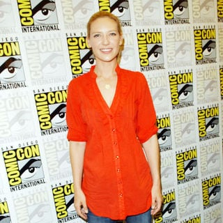 Anna Torv in 2009 Comic Con International - Day 3