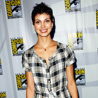 Morena Baccarin in 2009 Comic Con International - Day 3
