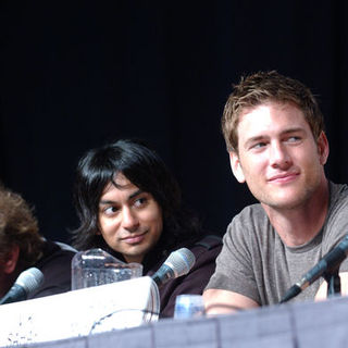 Scott Krinsky, Vik Sahay, Ryan McPartlin in 2009 Comic Con International - Day 3