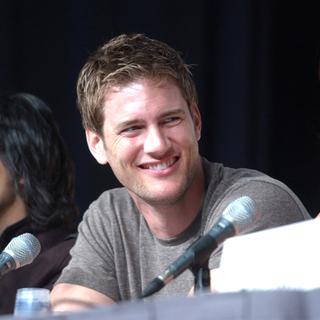 Vik Sahay, Ryan McPartlin, Sarah Lancaster in 2009 Comic Con International - Day 3