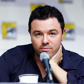 Seth MacFarlane in 2009 Comic Con International - Day 3