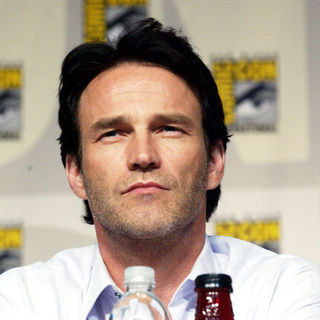 Stephen Moyer in 2009 Comic Con International - Day 3
