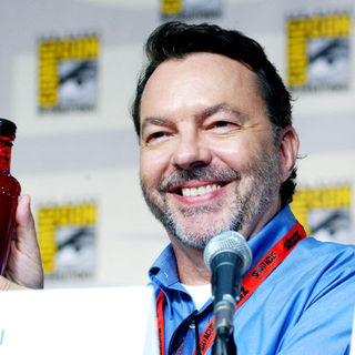 Alan Ball in 2009 Comic Con International - Day 3