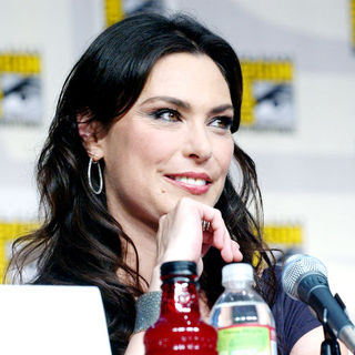 Michelle Forbes in 2009 Comic Con International - Day 3