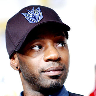 Nelsan Ellis in 2009 Comic Con International - Day 3