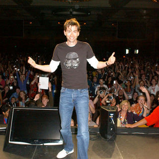 David Tennant in 2009 Comic Con International - Day 4 - ALO-078685