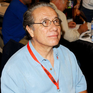 Edward James Olmos in 2009 Comic Con International - Day 4