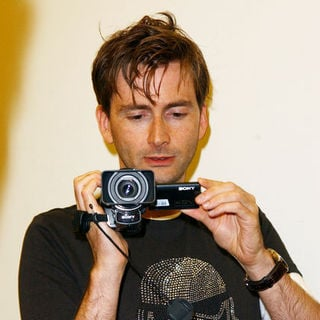 David Tennant in 2009 Comic Con International - Day 4 - ALO-078787