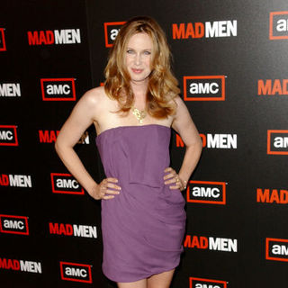 "Anne Dudek in ""Mad Men"" Season Three Los Angeles Premiere - Arrivals"