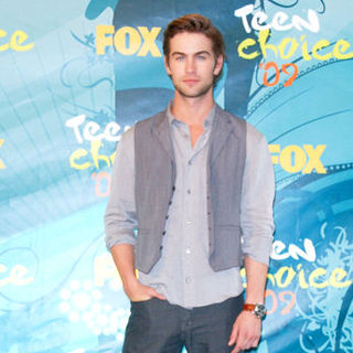 Chace Crawford in 2009 Teen Choice Awards - Press Room