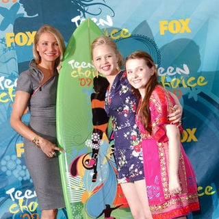 Sofia Vassilieva in 2009 Teen Choice Awards - Press Room - ALO-080624